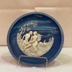 "Ceramic ""Isle of Circe Plate"""